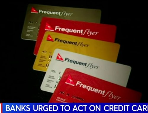 Banks Urged To Act On Credit Cards